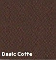 ткань Basic Coffe