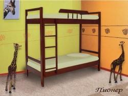 """кровать """"Пионер 1+1"""""""