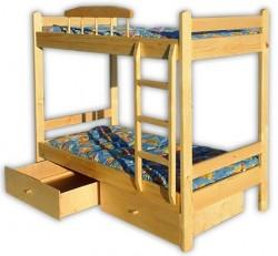 """""""Буратино"""" двухъярусная кровать"""